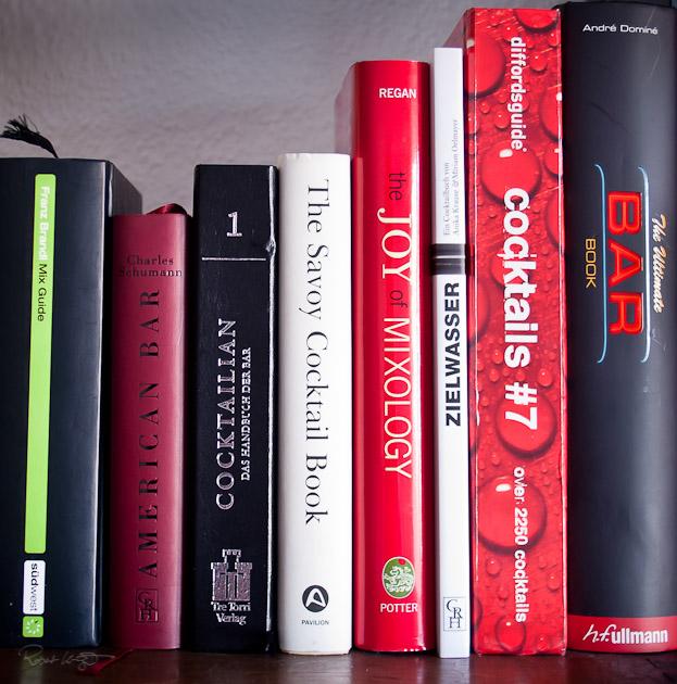 einige der Bücher über die wir sprachen